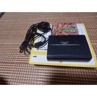 オリンパス(OLYMPUS)のMOドライブ mini 640MO(PC周辺機器)