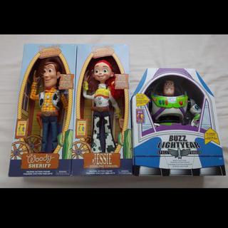 ディズニー(Disney)のトイ・ストーリー フィギュア ウッディ バズ ジェシー 3体セット 完売品 (アメコミ)