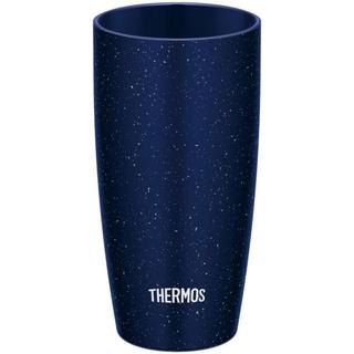 サーモス(THERMOS)のサーモス 真空断熱タンブラー ダークネイビー(タンブラー)