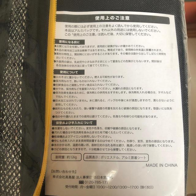 阪神タイガース(ハンシンタイガース)の阪神タイガース クーラーバッグ スポーツ/アウトドアのアウトドア(その他)の商品写真