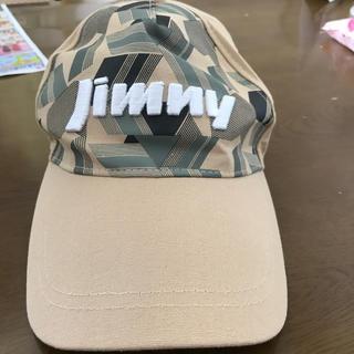 スズキ(スズキ)のスズキジムニー 帽子 非売品 2.3使用 値下げしました(その他)