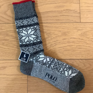 POLO RALPH LAUREN - ポロラルフローレン 靴下