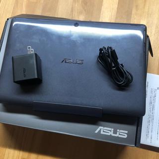 エイスース(ASUS)のASUS T100TAL 2in1 タブレット PC 中古 win8.1 (ノートPC)