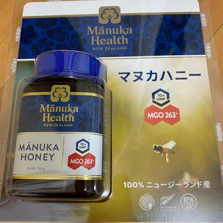 コストコ(コストコ)のマヌカハニー MGO263+   UMF10+  500gマヌカヘルス社(その他)