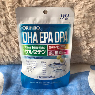 オリヒロ(ORIHIRO)のDHA EPA DPA 90粒入(その他)