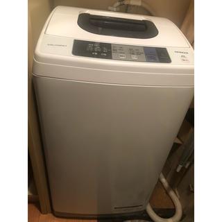 日立 - 日立 全自動洗濯機   5kg