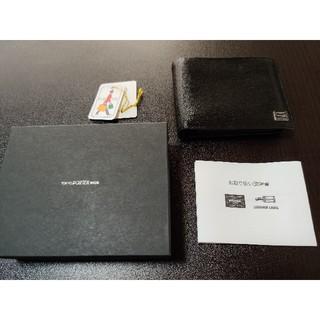 ポーター(PORTER)のPORTER 吉田カバン 二つ折り財布(折り財布)