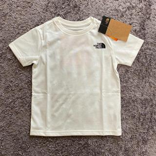 ザノースフェイス(THE NORTH FACE)の新品 ノースフェイス キッズ Tシャツ 120cm(Tシャツ/カットソー)