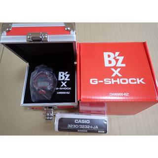 B'z G-SHOCK DW-6900 LIMITED MODEL 赤 RED(ミュージシャン)