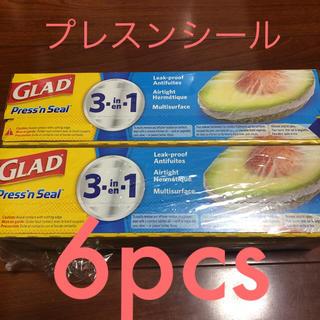 コストコ(コストコ)の◉お得◉ glad pressn seal  グラッド プレスンシール(収納/キッチン雑貨)