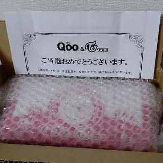 コカコーラ(コカ・コーラ)のQoo&TWICEコラボ 蓋付きペアマグカップ(アイドルグッズ)