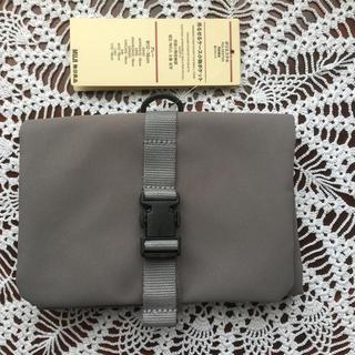 ムジルシリョウヒン(MUJI (無印良品))の無印吊るせるケース小物ポケット(旅行用品)