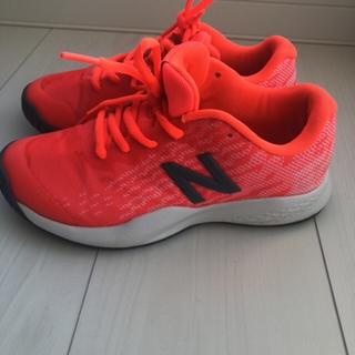 ニューバランス(New Balance)のニューバランス テニスシューズ 21.5cm(シューズ)