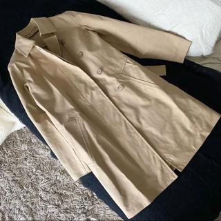Gucci - グッチ GUCCI   ロングコート ベージュ 36サイズ ほぼ未使用