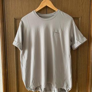 ドゥルカマラ(Dulcamara)のDulcamara ドゥルカマラ バルーンT 20SS グレー(Tシャツ/カットソー(半袖/袖なし))