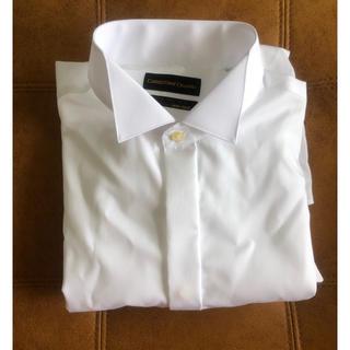 アオヤマ(青山)の新品未使用!ウイングカラーシャツ(シャツ)
