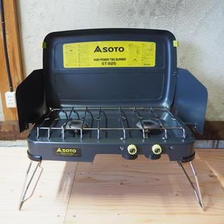 シンフジパートナー(新富士バーナー)のSOTO  ST-525(調理器具)