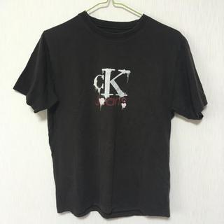 カルバンクライン(Calvin Klein)のCalvin Klein Jeans カルバンクライン  Tシャツ サイズ L(Tシャツ(半袖/袖なし))