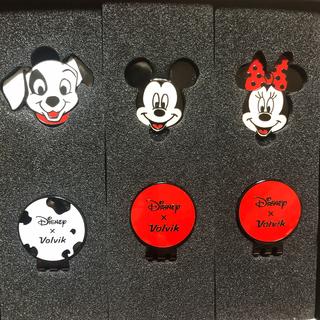 ディズニー(Disney)のミッチー&ミニー&ダルメシアンマーク ❸点セット(その他)
