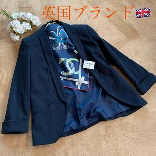 ジャケット 英国購入イギリスブランド日本購入不可ミスセルフィッジ ソフトな着心地(テーラードジャケット)