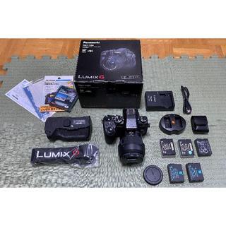Panasonic - 【Panasonic】パナソニック LUMIX G8 標準ズームレンズキット