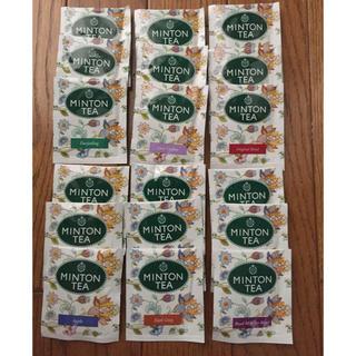 ミントン(MINTON)のMINTON ミントン 紅茶ティーバッグ 18袋(茶)