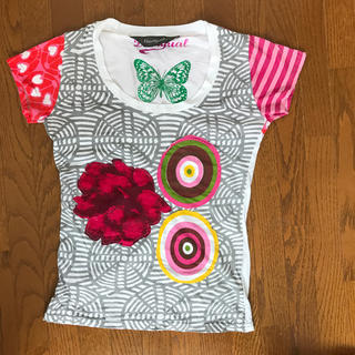 デシグアル(DESIGUAL)のデシグアル Tシャツ M(Tシャツ(半袖/袖なし))