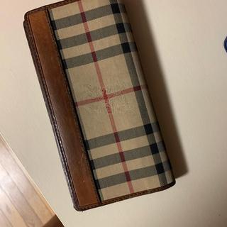 バーバリー(BURBERRY)のBurberry財布(長財布)