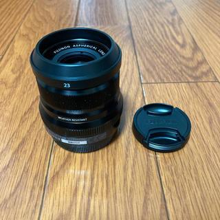 フジフイルム(富士フイルム)の富士フイルム XF23mmF2 R WR 美品(レンズ(単焦点))