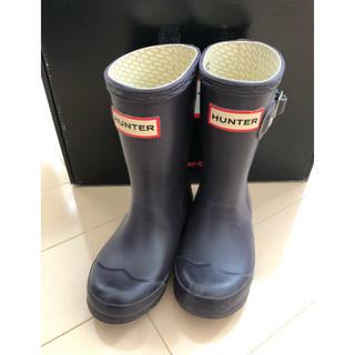 ハンター(HUNTER)のハンターレインブーツ 長靴キッズ(長靴/レインシューズ)