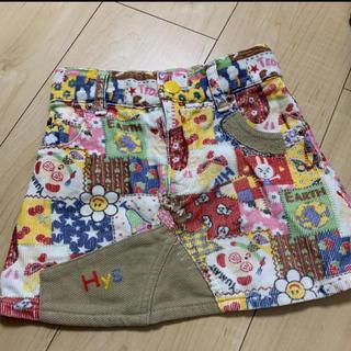 ヒステリックミニ(HYSTERIC MINI)のヒステリックミニの秋冬用スカート(スカート)