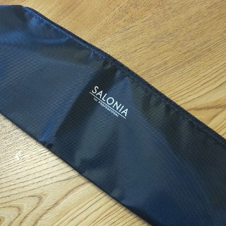 パナソニック(Panasonic)のサロニア SALONIA ヘアアイロンポーチ  アイロンケース 耐熱 未使用(その他)