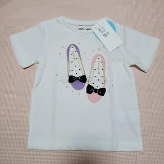 GLOBAL WORK - 新品 ♡グローバルワーク♡ パンプス柄Tシャツ