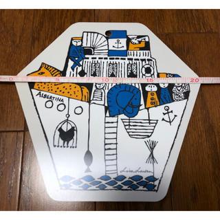 Lisa Larson - 3850円 リサラーソンALBERTINAカッティングボード まな板 インテリア