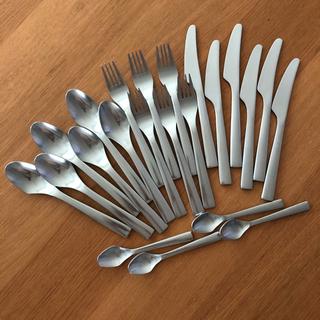 イケア(IKEA)のIKEA ナイフ&フォークセット SALE(カトラリー/箸)