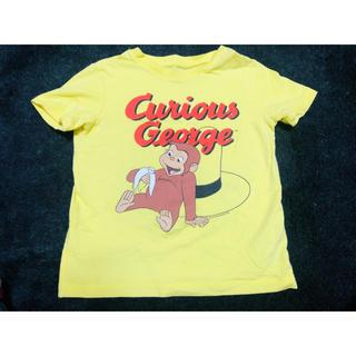 babyGAP - Tシャツ 半袖 ベビーギャップ おさるのジョージ