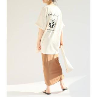フレームワーク(FRAMeWORK)のFRAMeWORK  THE ACADEMY NEWYORK Tシャツ 2L(Tシャツ/カットソー(半袖/袖なし))