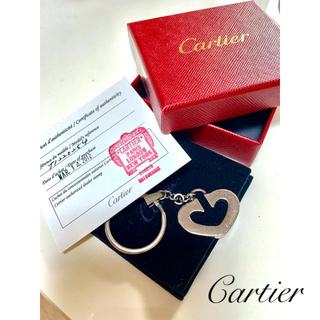 カルティエ(Cartier)の値下げ! カルティエ Cartier キーホルダー (キーホルダー)