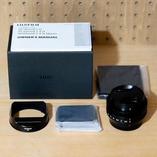 フジフイルム(富士フイルム)のFUJIFILM XF 18mm F2R 美品(レンズ(単焦点))