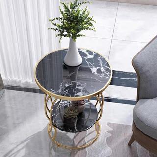 高級大理石ローテーブル ダイニングテーブル ミニテーブル センターテーブル花台 (ローテーブル)