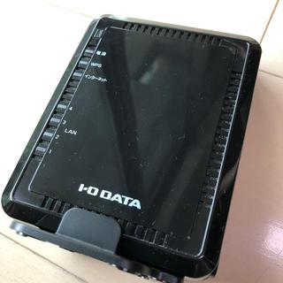 アイオーデータ(IODATA)のI-O DATA Wi-Fiルーター WN-G300R3(その他)