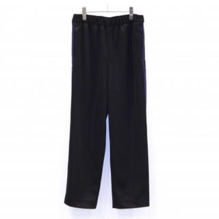 アンユーズド(UNUSED)のTHEE easy line pants トラックパンツ 美品(スラックス)