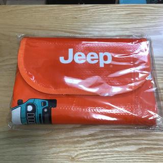 ジープ(Jeep)のJeepオリジナルレジャーシート(ノベルティグッズ)