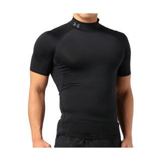 アンダーアーマー(UNDER ARMOUR)の30%オフ アンダーアーマー XL ブラック アンダーシャツ ハイネック 半袖(ウェア)