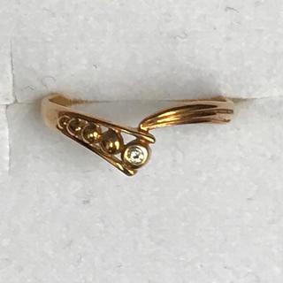 ジュエリーマキ(ジュエリーマキ)のジュエリーマキ K18 ダイヤモンド リング (リング(指輪))