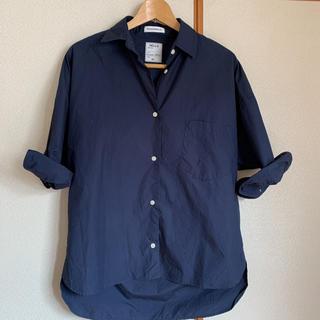 MADISONBLUE - マディソンブルー J.BRADLEY CUFF SHIRT  カフシャツ
