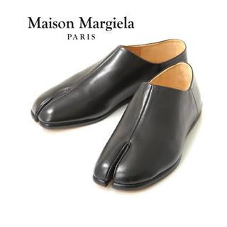 マルタンマルジェラ(Maison Martin Margiela)の【新品未使用】イセタンメンズ購入 マルジェラ タビ スリッポン バブーシュ(スリッポン/モカシン)