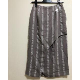 ラグナムーン(LagunaMoon)のラグナムーン ひざ丈スカート(ひざ丈スカート)