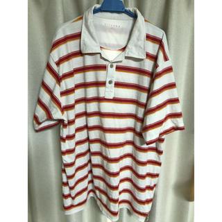 シマムラ(しまむら)の【大きいサイズ】VILLANDポロシャツ5L(ポロシャツ)