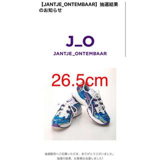 アシックス(asics)のJANTJE_ONTEMBAAR asics 2020ss(スニーカー)